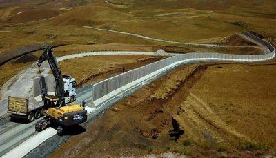 دیوارکشی ترکیه