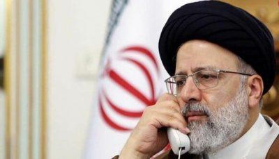 تماس تلفنی رئیسی با نخست وزیر واتیکان