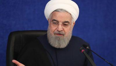 روحانی: اگر قانون مجلس جلوی ما را نگرفته بود، پیش از فروردین، تحریمها را برداشته بودیم