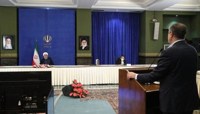 روحانی: بزرگراههای کشور ۲ برابر می شود