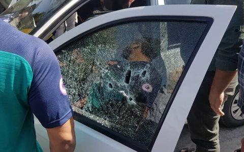زن عصبانی شوهرش را در خیابان تیرباران کرد