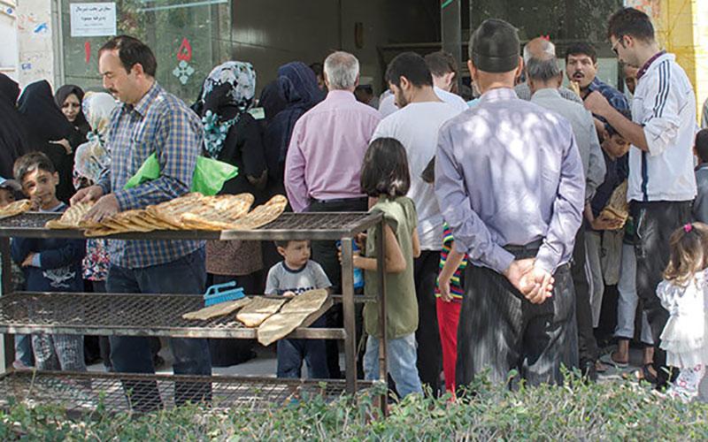 سوپرمارکتها و نانواییها در صدر اخطاریهای کرونا