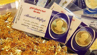 سکه ۱۰ میلیون و ۸۳۳ هزار تومان شد