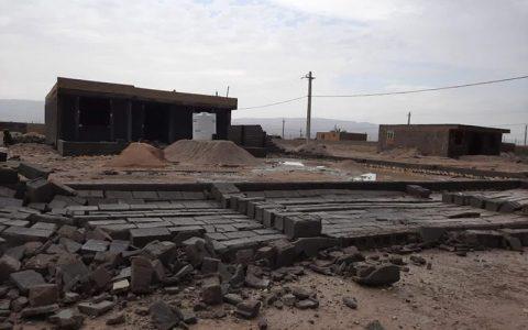 سیل و خسارت در لارستان فارس