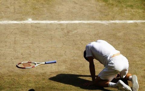 شرطبندی چندین تنیسور گرنداسلم ویمبلدون