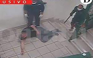 شکنجه و ضرب و شتم زندانیان در ایتالیا