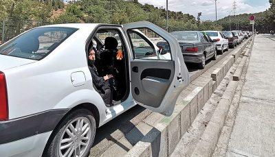 صف ۷ کیلومتری واکسن در تهران!