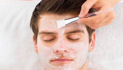طرز تهیه ماسک کندر برای روشنی پوست صورت