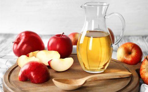 عوارض مصرف سرکه سیب