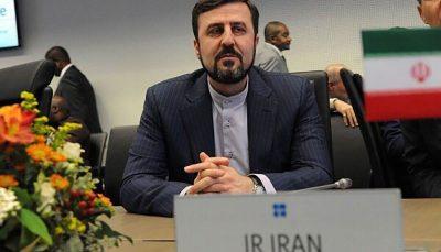 غریبآبادی به اظهارات واهی نماینده عربستان در وین پاسخ داد