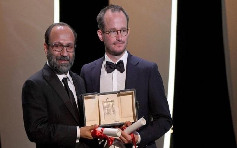 جایزه بزرگ جشنواره کن به اصغر فرهادی رسید