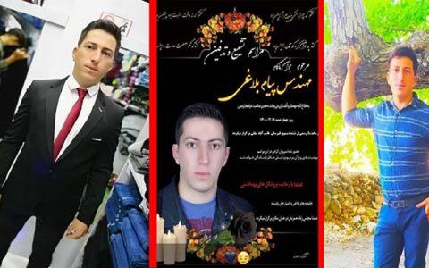 قتل فرزند توسط پدر خشمگین