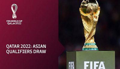 قرعه کشی مقدماتی جام جهانی در آسیا انجام شد