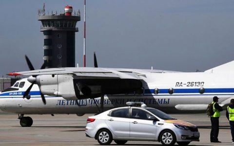 قطع ارتباط یک هواپیمای مسافربری روسی با برج مراقبت