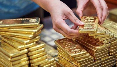 قیمت جهانی طلا امروز ۱۴۰۰/۰۴/۱۹