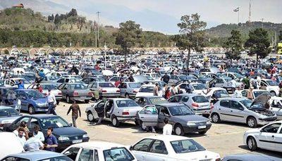 قیمت روز خودروهای دست دوم زیر ۲۰۰ میلیون بازار