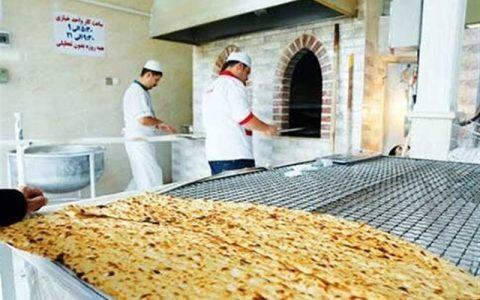 قیمت نان از نرخ های مصوب لغو شده هم بیشتر شد