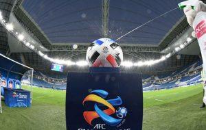 مراحل حذفی لیگ قهرمانان آسیا متمرکز و تکبازی شد