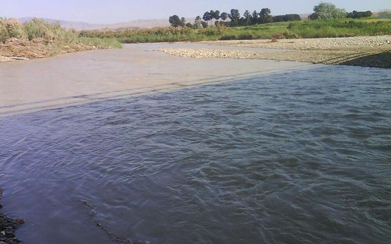 مرگ خاموش رودخانه بزرگ اترک زیر سایه بی توجهیها