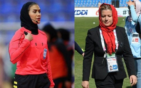 مسئولیت ۲ زن ایرانی از فوتبال ایران در جام جهانی فوتسال آقایان