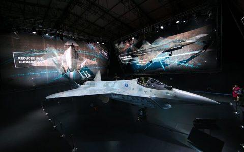 مسکو جنگنده رادارگریز
