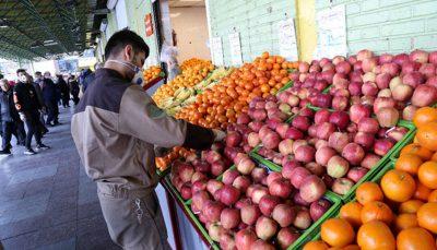 میادین میوه و ترهبار در تعطیلات ۶ روزه تهران تعطیل نیست