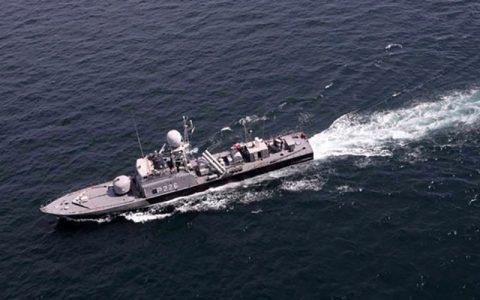 ناوگروه دریایی ارتش ایران در رزمایش بزرگ روسیه حضور دارد