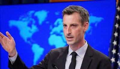 ند پرایس: در حال انجام مذاکرات غیرمستقیم با ایران درباره مبادله زندانیان هستیم