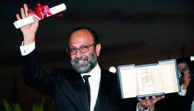 واکنش کیهان به جایزه گرفتن اصغر فرهادی از جشنواره کن: او مبلغ بایدن است