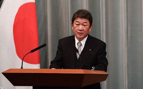 وزیر خارجه ژاپن ماه آینده به ایران سفر میکند
