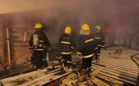 وقوع سومین آتش سوزی در بیمارستانهای عراق از آوریل