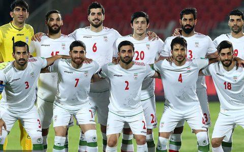پاداش ۲ میلیون دلاری به ملی پوشان فوتبال