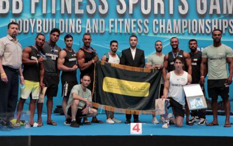 پایان کار تیم ملی پرورش اندام و فیتنس ایران در بازیهای جهانی اسپانیا با ٢۵ مدال