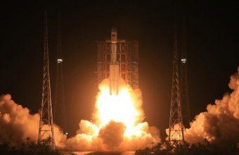 پرتاب آزمایشگاه فضایی جدید روسیه به سوی ایستگاه بینالمللی فضایی