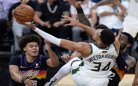 پلی آف لیگ بسکتبال NBA