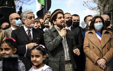 پیام هشدار به طالبان صادر شد/ پسر احمد شاهمسعود لباس رزم میپوشد