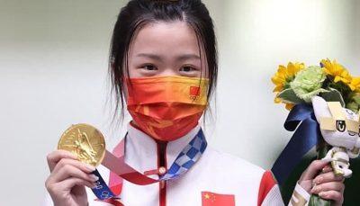 اولین طلای المپیک توکیو