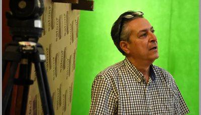 کارگردان ایرانی _امریکایی اولین سینمایی خود را در ایران جلوی دوربین برد