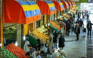 کاهش قیمت ۱۰ قلم میوه در میادین میوه و تره بار تهران