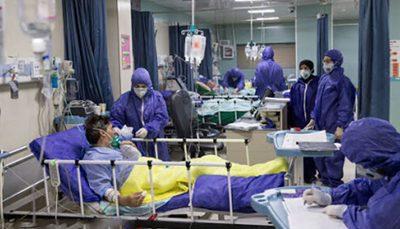 کرونا جان 166 بیمار دیگر را گرفت