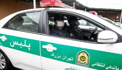 گشت ضربت پلیس فعال شد
