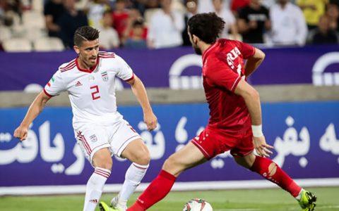 ۲ حریف تیم ملی فوتبال ایران محروم از میزبانی در انتخابی جام جهانی