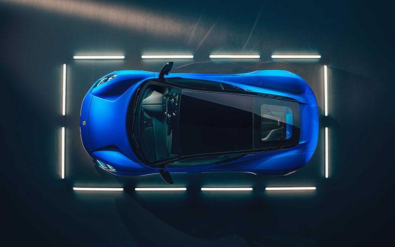 لوتوس امیرا معرفی شد؛ سوپراسپرت موتور وسط با پیشرانه مرسدس AMG و تویوتا