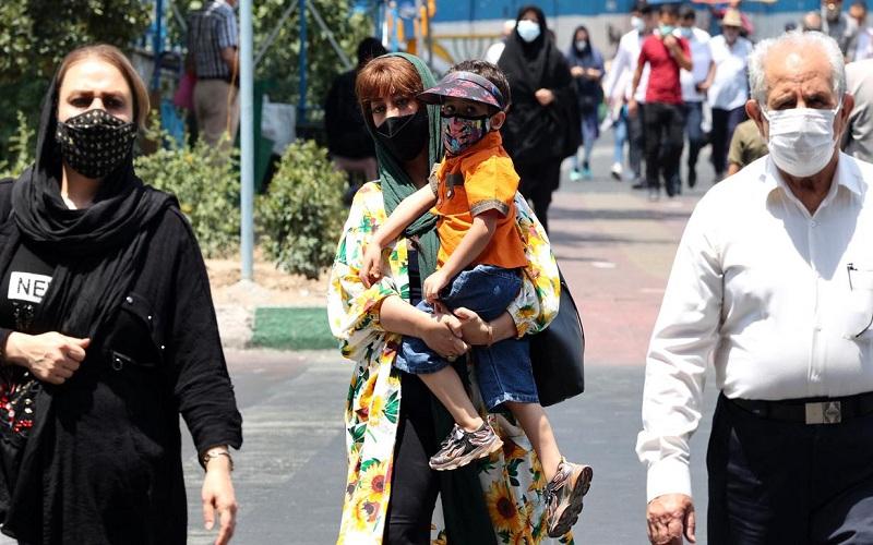 ایران رکورد 30 هزار ابتلا روزانه کرونا را به دست آورد
