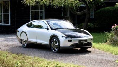 اتومبیل خورشیدی لایتیر وان سولار EV معرفی شد