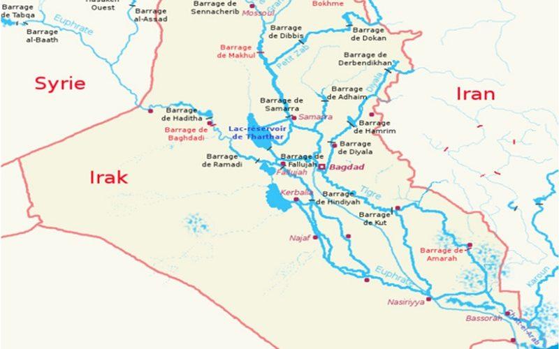 خشکسالی در عراق