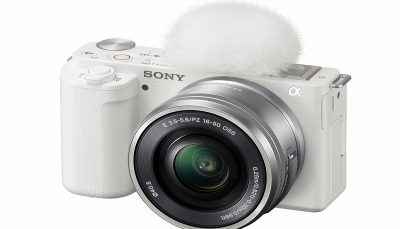 ولاگرها دوربین جدید سونی ویژه شماست