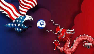 چین اسرائیل