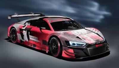 آئودی خودرو ریسینگ جدید R8 LMS GT3 Evo II را معرفی کرد