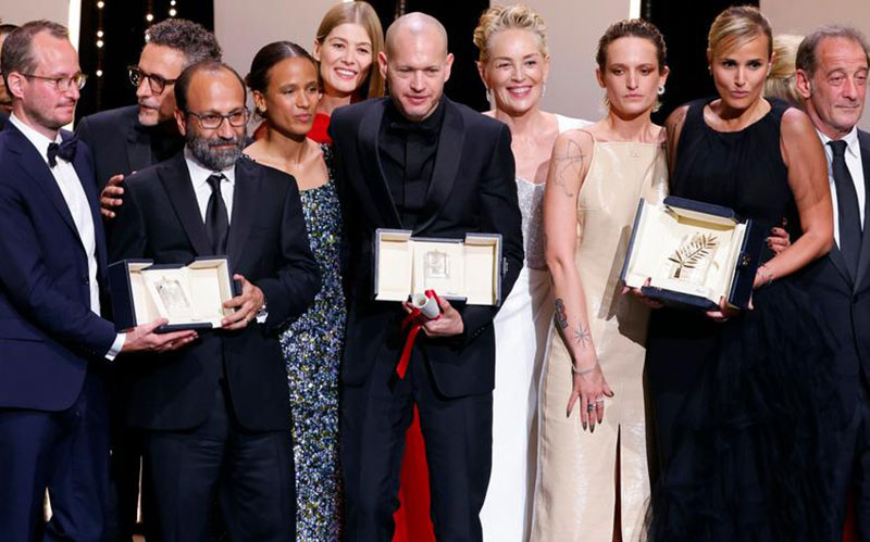 دیدنیهای امروز؛ پخش جوایز جشنواره فیلم کن